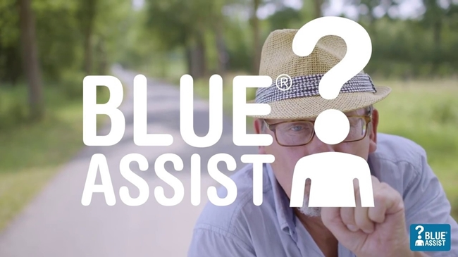 #BlueAssist - Doe Mee !