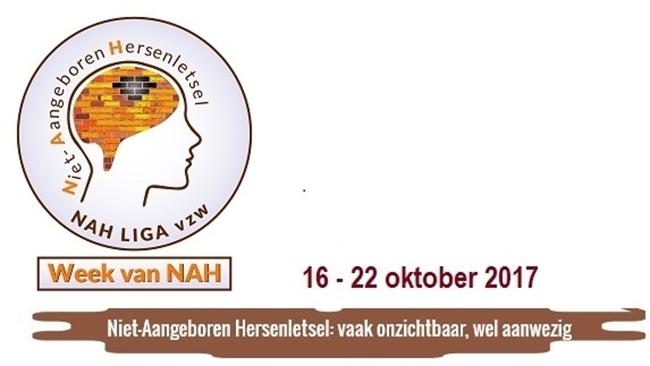 Week van NAH : 16 -  22 oktober 2017