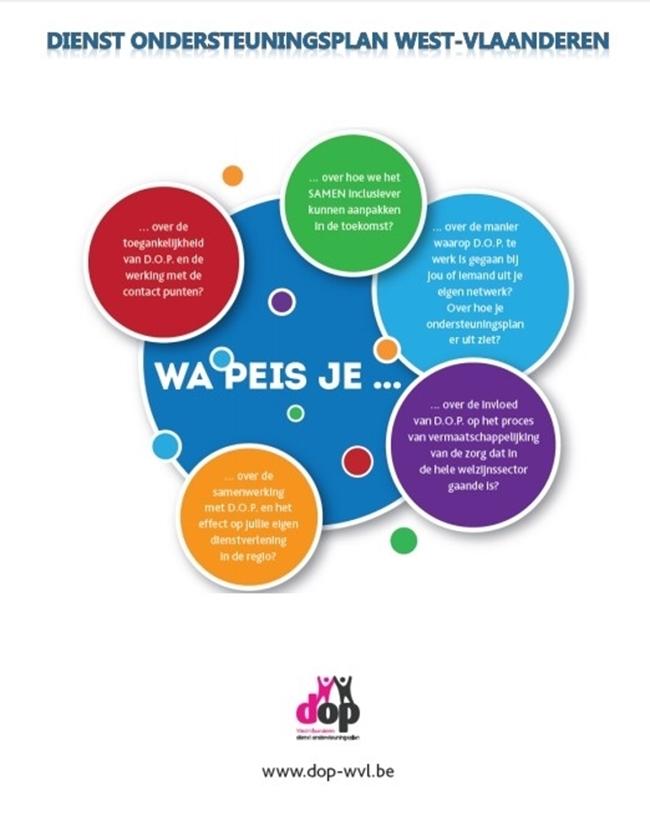 Jaarverslag D.O.P. West-Vlaanderen 2013