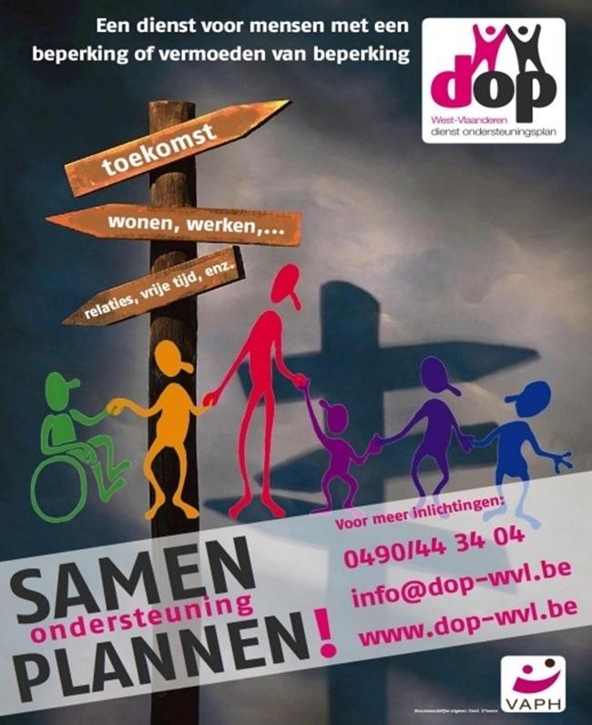 Jaarverslag D.O.P. West-Vlaanderen 2014