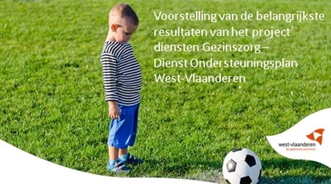 Project Gezinszorg - D.O.P. West-Vlaanderen