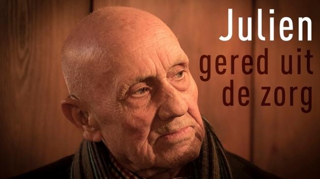Julien, gered uit de zorg