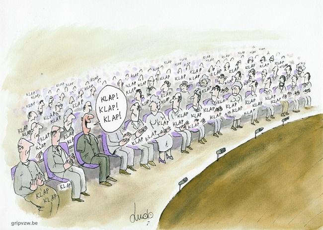 Humorcampagne 'Haha…handicap'
