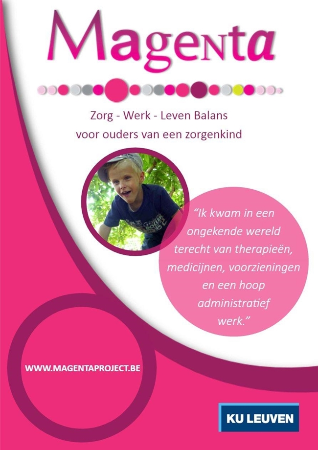 Magenta-project: workshops voor ouders in 2020