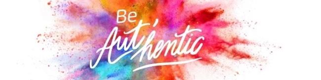 Donderdag 2 april 2020 'Be Aut'hentic' op Wereld Autisme dag