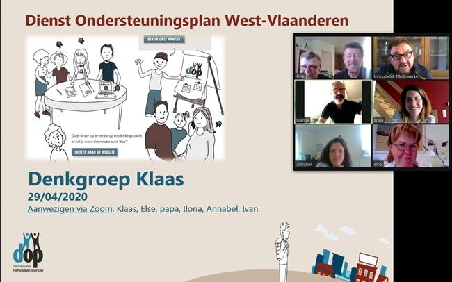 D.O.P. West-Vlaanderen klaar voor geleidelijke comeback